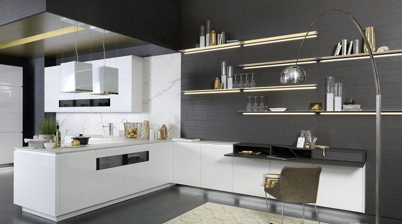 Wandgestaltung - Ihr Küchenfachhändler aus Mönchengladbach: Merz Küchen